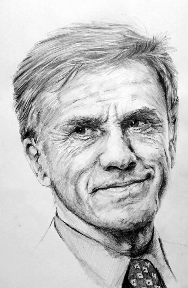 Christoph Waltz par linshyhchyang